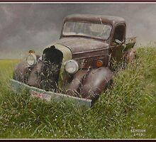 Old Dodge. by scarfacesteve