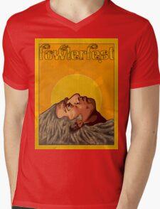 Fowlerfest 2011 Mens V-Neck T-Shirt