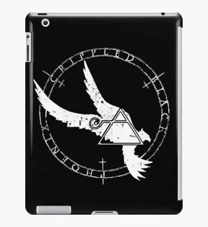 Crippled Black Phoenix 2015 A.D. (White V.1) iPad Case/Skin