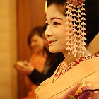When a Maiko smiles ... all else fades to a blur by John Julian