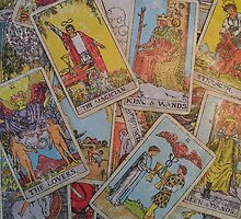 Tarot Time by mistidawn