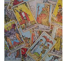Tarot Time Photographic Print