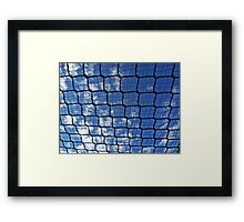 Sky Wire Framed Print