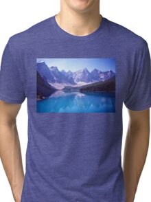 Valley of the Ten Peaks Tri-blend T-Shirt