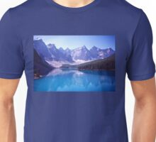 Valley of the Ten Peaks Unisex T-Shirt