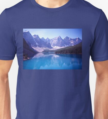 Valley of the Ten Peaks Unisex T-Shirt