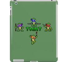 TMNT 8-Bit iPad Case/Skin