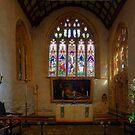 St Peter and St Paul's Church, Muchelney - Sanctuary by Dave Godden