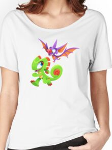 Yooka-Laylee Women's Relaxed Fit T-Shirt