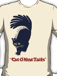 Cat O Nine Tails T-Shirt