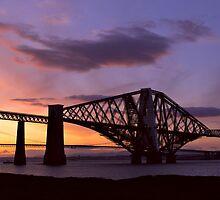 Forth Bridges by Phil Millar