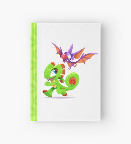 Yooka-Laylee Hardcover Journal