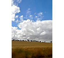 Under a Big Sky Photographic Print