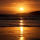 Sunset in Taghazout by Phil Hammond