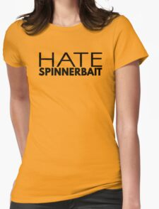 Hate Spinnerbait (Black Text) T-Shirt