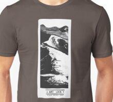 Art Loeb Black and White Unisex T-Shirt