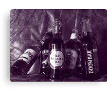 Fine Ale - Pub Images Canvas Print