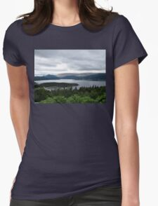 Beauty of Newfoundland Womens Fitted T-Shirt
