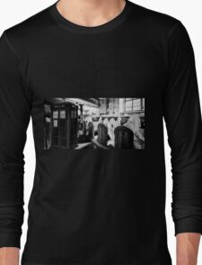 The Dark Church Long Sleeve T-Shirt