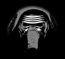 Star Wars Episode VII: Kylo Ren by MikeTheGinger94