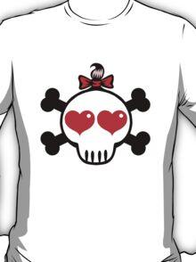 Girl Skull T-Shirt