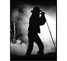 Carl McCoy-Fields of the Nephilim Photographic Print