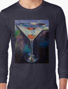 Bombay Sapphire Martini Long Sleeve T-Shirt
