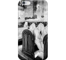 The Dark Church iPhone Case/Skin