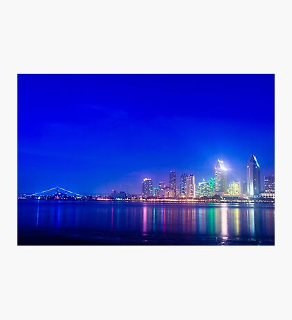 San Diego Photographic Print