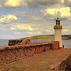 Whitehaven Lighthouse by Tony Worrall