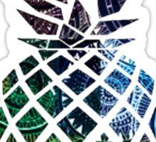 Tribal Pineapple Sticker