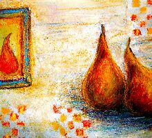 Pear Journal...Page 6 by ©Janis Zroback