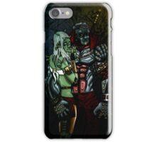 Gok and Meytun iPhone Case/Skin