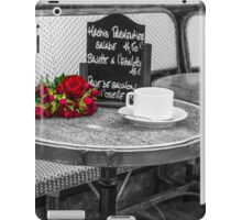 Waiting for Love iPad Case/Skin