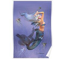 Mystic Mermaid Poster