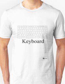 Texty Keyboard T-Shirt