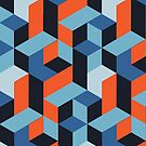 Funky Geometric by modernistdesign