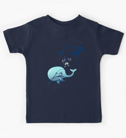 Whales are Furious! Kids Tee