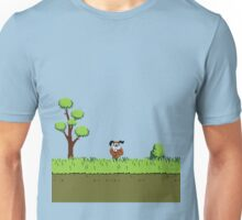 Duck Hunt Dog Unisex T-Shirt