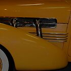 Detail Image 1937 Cord Model 812C Phaeton by Robert Burdick