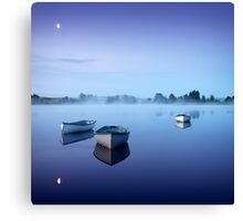 Loch Rusky , Trossachs Canvas Print