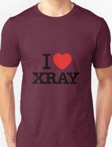 I Love XRAY T-Shirt