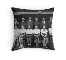 Carl Rowan's Senior Class Throw Pillow