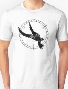 Crippled Black Phoenix 2015 A.D. (Black V.2) T-Shirt