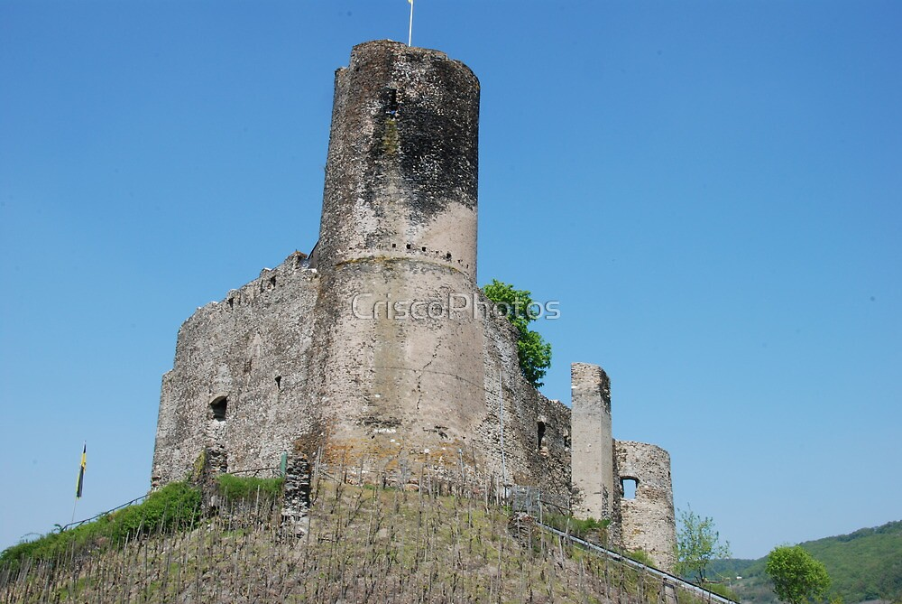 Burg Lundshut by CriscoPhotos