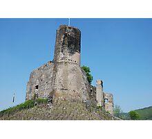 Burg Lundshut Photographic Print