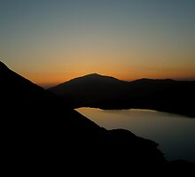 Sunset From Snowdon by mattc91