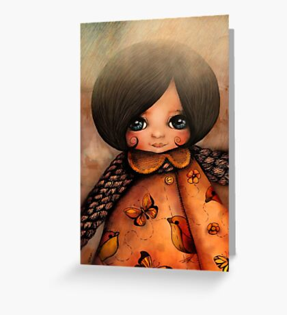 Belle Armoire Greeting Card