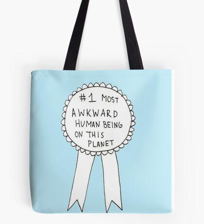 #1 Most Awkward Tote Bag