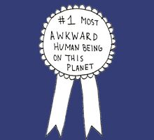 #1 Most Awkward Unisex T-Shirt